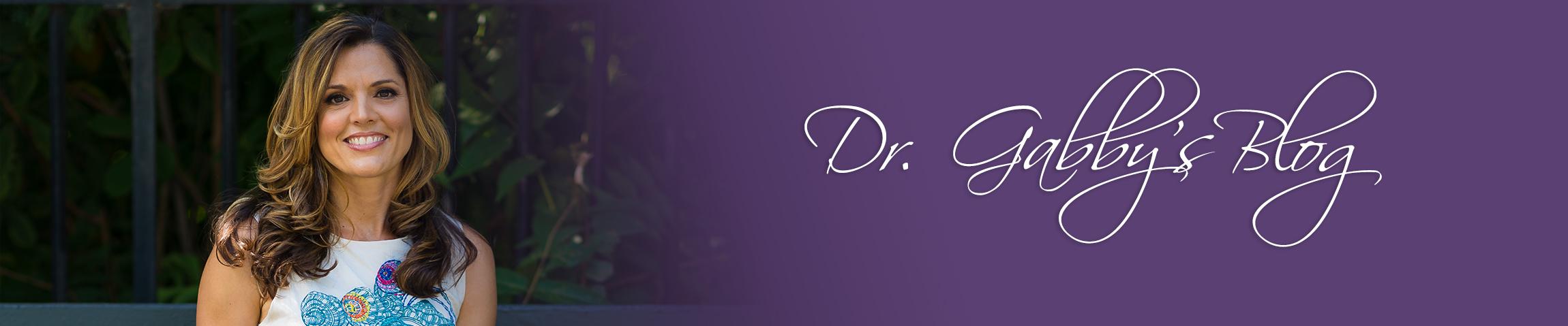 Dr. Gabby's Blog