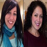 Shari Alyse and Anna Pereira